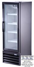 Spartan Refrigeration Sgm-10Rv One Door Glass Cooler, Merchandiser w/ Casters
