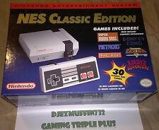 NES CLASSIC EDITION (NINTENDO) BRAND NEW + SEALED (30 GAMES)