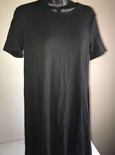 Abercrombie & Fitch Little Black Dress NWT Small Short Sleeve Zip Back