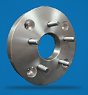 "4x156 to 5x4.5 / 5x114.3 US Wheel Adapters 131mm bore 12x1.5 studs 1"" small hole"