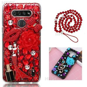 For iPhone 6 7 8 Plus 11 12 Pro Max XS XR Bling Diamonds Luxury Soft Phone Cases