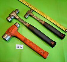 MAC Tools 3 pc Ball Peen Hammer Set - 2 x AntiVibe + Dead Blow (1112)
