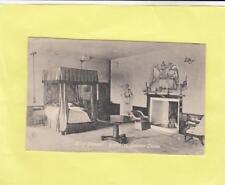 KING  DUNCAN'S  BEDROOM  ,  CAWDOR  CASTLE  ,   NAIRN    (TB24 )