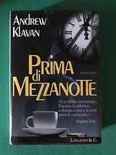 Prima di mezzanotte - Andrew Klavan - Longanesi - 1999