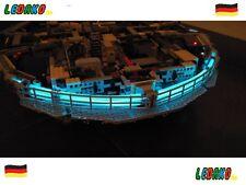 Beleuchtungsset für 75192 UCS Lego® Millenium Falcon LED Star Wars von ledako