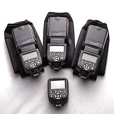 (3) Yongnuo Yn560 Iv Wireless Speedlites + Yn560 Tx
