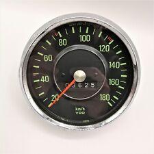 VDO Speedometer Audi 60 75 F103 Tacho 6842 291 01 13 VDO W 01.015 20/138/001