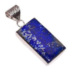 Collares y colgantes de joyería azul lapislázuli
