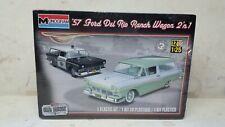 57' Ford Del Rey  Wagon Model Kit