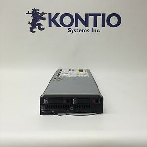 HP BL460c G7 Blade Server - 2 x X5650 2.66GHZ 6-Core Procs - 96GB - 2x 146GB 15K