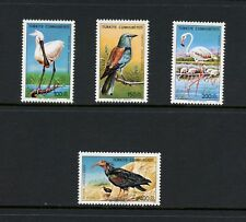 Turkey 1976  #B153-6   birds    4v.  MLH  L068