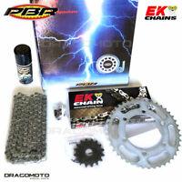 KTM SUPERDUKE 1290 2014 2015 catena corona pignone kit PBR EK2990G