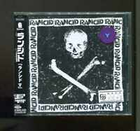 Rancid/Rancid V [CD] JAPAN/Punk/bonus track/No english lyrics [OBI]