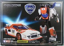 TRANSFORMERS MASTERPIECE MP-23 EXHAUST LANCIA STRATOS TURBO TAKARA TOMY JAPAN