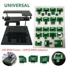 1led Bdm Frame Programming Bracket With 22pcs Bdm Adapters Ecu Chip Brush Amp Write