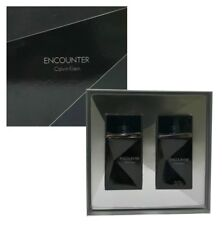 ENCOUNTER BY CALVIN KLEIN EAU DE TOILETTE SPRAY 3.4 OZ 2 PC GIFT SET