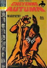 Cheyenne Autumn Movie Classics Comic Book Dell Comics 1965 FINE+