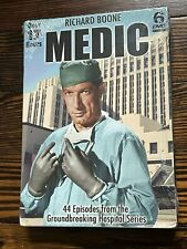 MEDIC - 44 Episodes from The Groundbreaking Hospital Series (Sealed) (6-DVD Se..