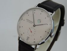 NOMOS Metro Datum Gangreserve - Ref. 1101 - Full Set 2015 - DUW 4401 - TOP - WoW