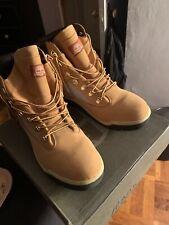 Timberland 6-Inch Waterproof  Wheat Field Boot Men's Boots A18BF Sz 13