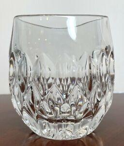 """Crystal Vase / Dish 5"""""""