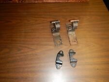 Jeep Wrangler CJ YJ  76-95      Rear Seat Bracket Pair Complete   FREE SHIPPING
