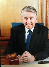 DAVID STEEL - FORMER LIBERAL PARTY LEADER - EXCELLENT SIGNED PHOTOGRAPH