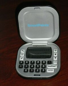 Weight Watchers Smart Points SmartPoints Calculator 2015 30083 Black/Gray logo