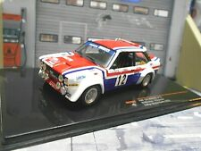 FIAT 131 Abarth Rallye Monte Carlo 1979 #12 Mouton Fiat France Total IXO 1:43