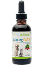 Pet Wellbeing Calming Care for Cat & Dog Anxiety & Stress 2 fl oz (59 ml) Liquid