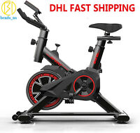 Fitness Cycling Bicycle Stationary Exercise Bike Training Cardio Workout Gym New