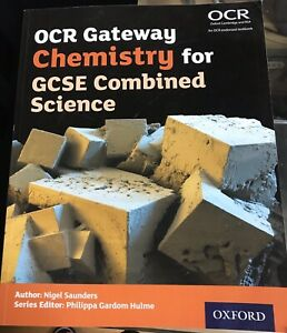 OCR COMBINED SCIENCE CHEMISTRY