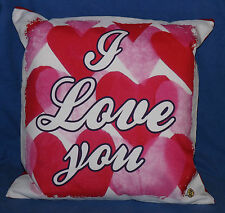 "Idea Regalo San Valentino – Cuscino amoroso ""I Love You"""