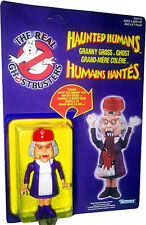 The Real Ghostbusters Haunted Humans Granny Gross Ghost Vintage 1986 New! MOSC!!