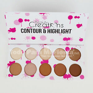 Beauty Creations Contour and Highlighter Beauty Palette