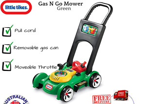 Little Tikes Gas N Go Mower New Kids Mower Toy No Batteries Needed Pretend Play