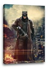 "BATMAN CANVAS Desert Camo Knightmare Photo Print Pic Poster ""30x""20 CANVAS"
