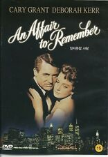 AN AFFAIR TO REMEMBER  NEW  DVD