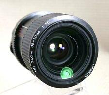 Minolta 35~70mm f/3.5 Macro Lens X-700 X-370 X-570 SRT202 101 XD-11 XD5 VGC