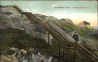 Weehawken NJ The Steps c1910 Postcard