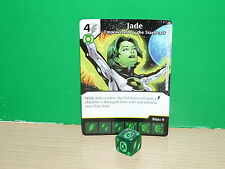 DICE MASTERS DC War of Light Rare - 116 Jade