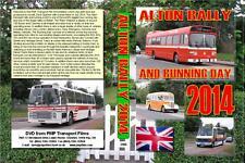 2900. Alton Bus Rally. UK. Buses. July 2014. The fabulous Alton transport runnin
