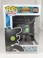 Movies Funko Pop - Toothless - How to Train Your Dragon - No. 686