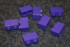 1x1 Clear Purple Translucent Standard Brick Bricks ~ New Lego Parts ~ 8