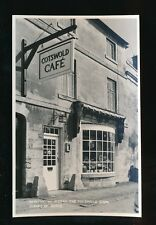 Gloucestershire Glos MORETON-IN-MARSH Cotswold Cafe c1950/60s? Judges RP PPC