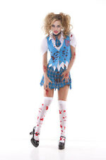 """COSTUME"" ZOMBIE HOSE - ONE SIZE! ADULT WOMEN KNEE HI THEATER"