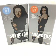 The Avengers Tv Series Set Of Vhs Tapes Sets A&E Tv Show 1967 lot
