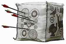 TIRO Con L'Arco BALESTRA lasciatevi pervadere Target Cube 6 lato si ferma Freccia a 10 FT (ca. 3.05 m) 50x50x50cm