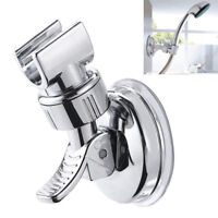 Bathroom Wall Mount Suction Bracket Shower Head Handset Holder Adjustable #HD3