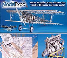Model Airways Albatros D. Va Red Baron 1:16 Scale Airplane Model Kit (MA1001)